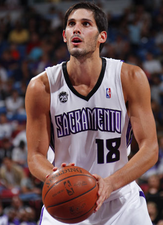 Omri Casspi Kings
